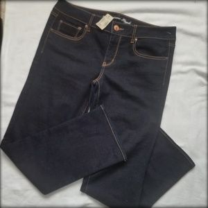 AEO American Eagle Stretch Straight Jeans